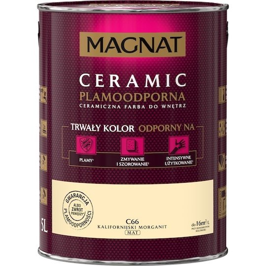 MAGNAT Ceramic 5L C66 Kalifornijski Morganit