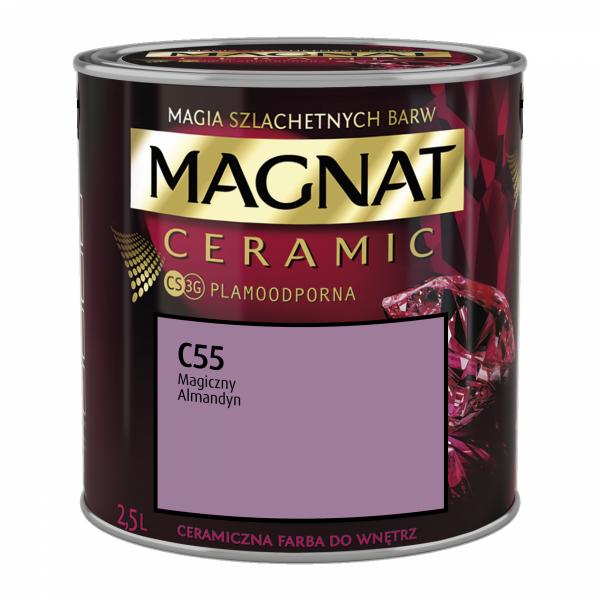 MAGNAT Ceramic 2,5L C55 Magiczny Almandyn