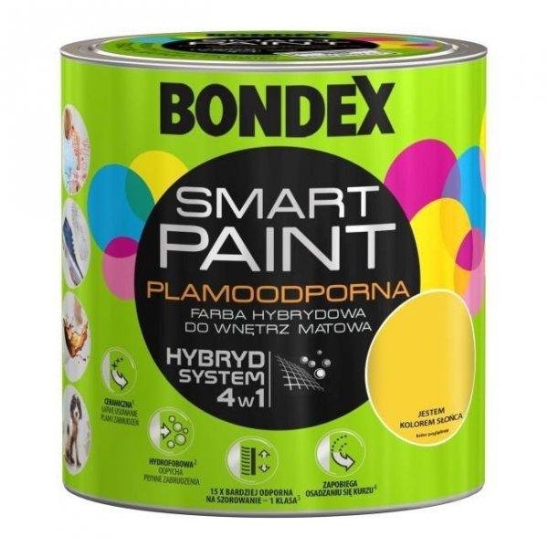 Bondex Smart Paint 2,5L JESTEM KOLOREM SŁOŃCA