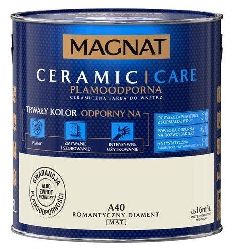 MAGNAT Ceramic Care 2,5L A40 Romantyczny Diament