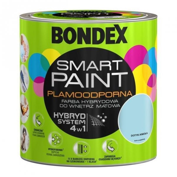 Bondex Smart Paint 2,5L DOTYK ANIOŁA