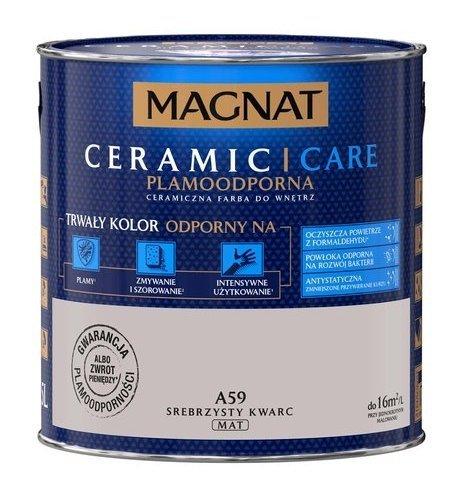 MAGNAT Ceramic Care 2,5L A59 Srebrzysty Kwarc