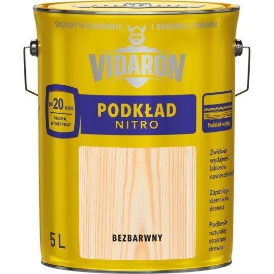 Vidaron Podkład nitro Lakier podkładowy kapon 5L