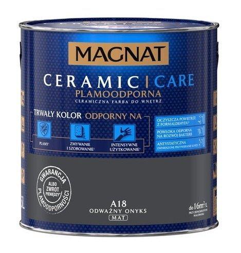 MAGNAT Ceramic Care 2,5L A18 Odważny Onyks