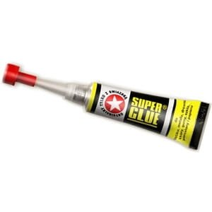 Klej Super Glue 2g błyskawiczny cyjanoakryl