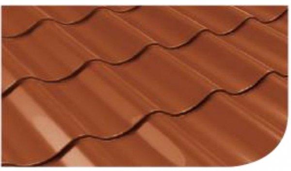 Śnieżka na dach farba Ceglany 5L RAL 8004 ceglasty