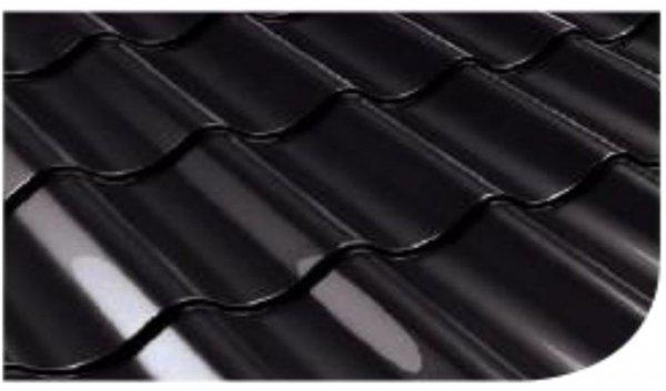 Śnieżka na dach farba Czarny 5L RAL 9005 czarna