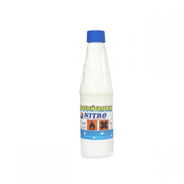 Rozpuszczalnik nitro 0,5L Cazet rozcieńczalnik a7
