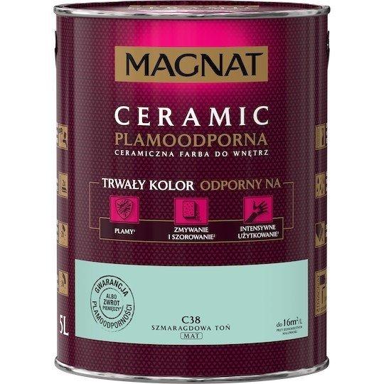 MAGNAT Ceramic 5L C38 Szmaragdowa Toń