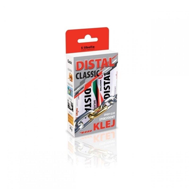 Klej Distal Classic 31g epoksydowy dwuskładnikowy a6