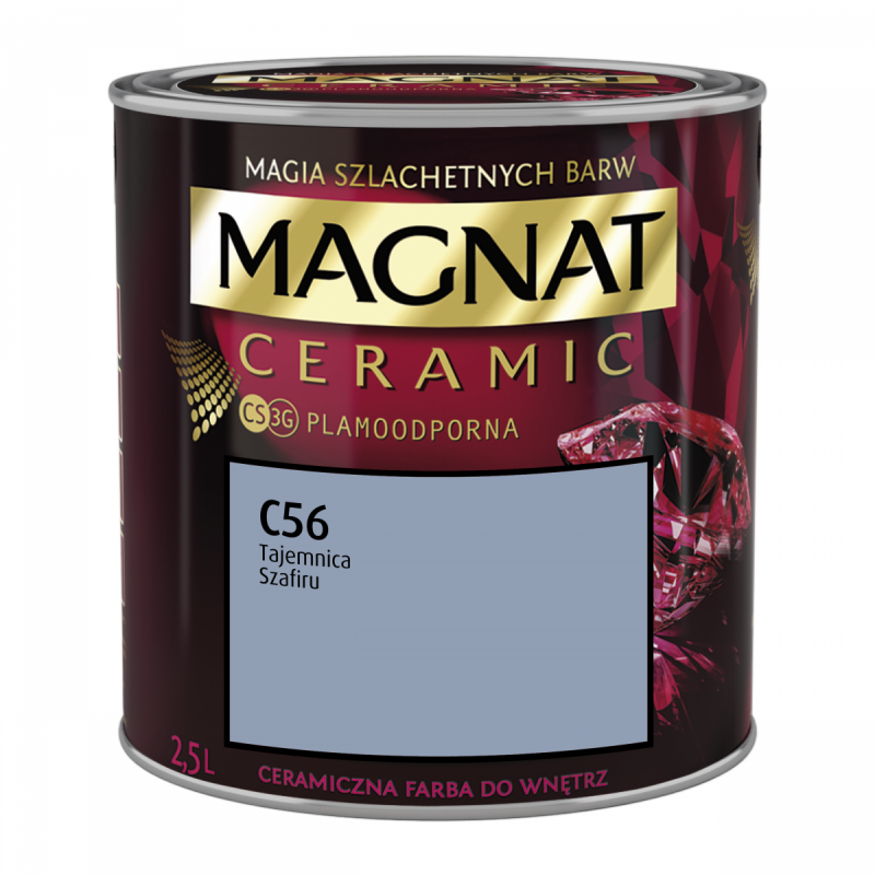 MAGNAT Ceramic 5L C56 Tajemnica Szafiru