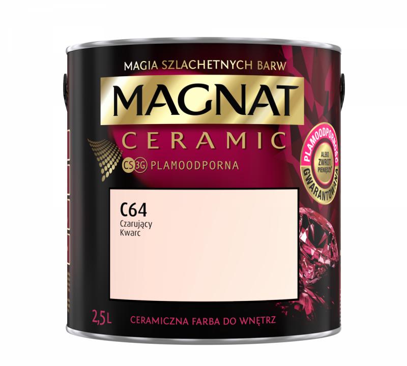 MAGNAT Ceramic 2,5L C64 Czarujący Kwarc