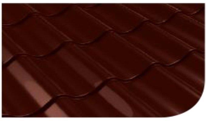 Śnieżka na dach farba Brąz Czekoladowy 0,75L ND04