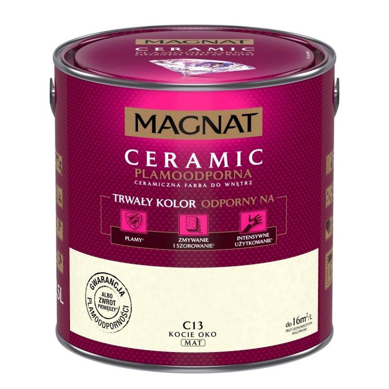 MAGNAT Ceramic 2,5L C13 Kocie Oko