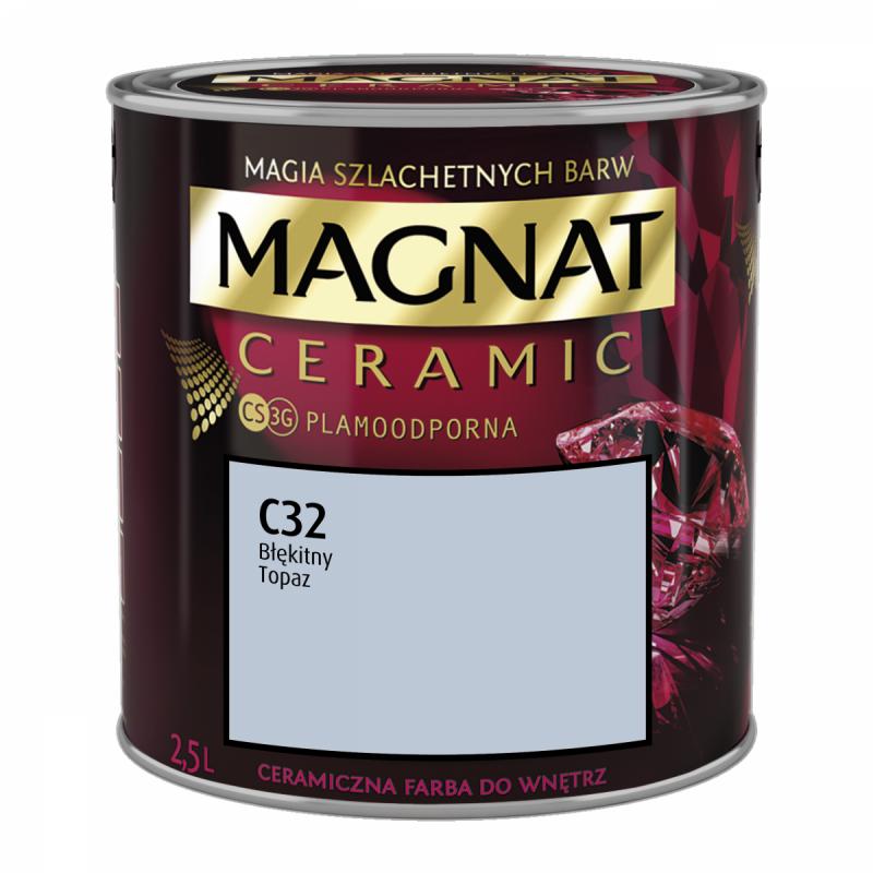 MAGNAT Ceramic 5L C32 Błękitny Topaz