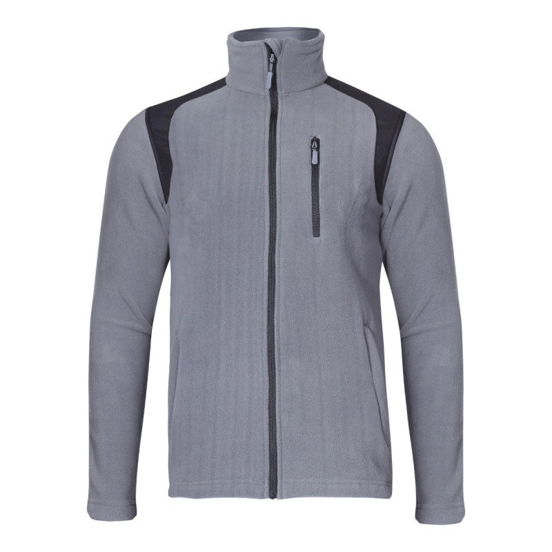 LAHTI PRO Bluza robocza ochronna L polar wzmocniony szary