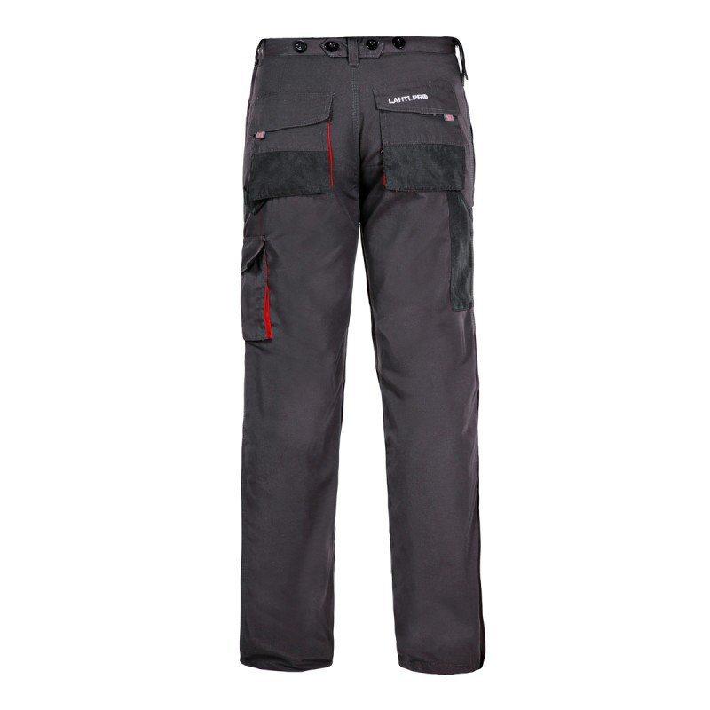 LAHTI PRO Spodnie robocze pasa ochronne M mocne wytrzymałe do