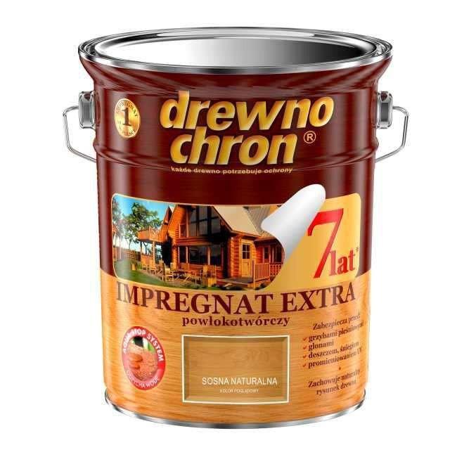 Drewnochron SOSNA NATURALNA 4,5L Impregnat Extra