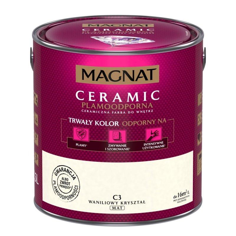 MAGNAT Ceramic 5L C3 Waniliowy Kryształ