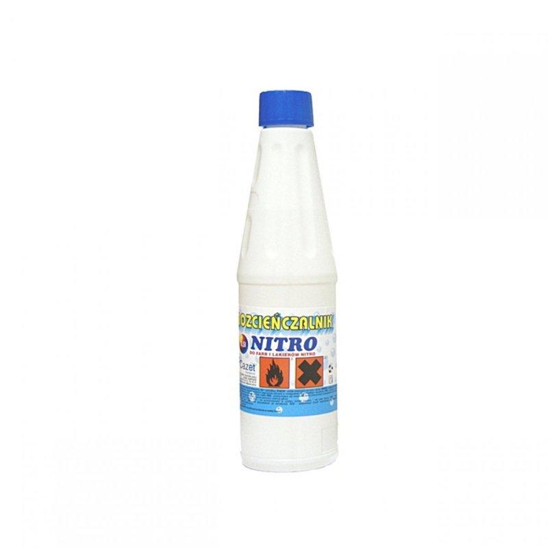 Rozpuszczalnik nitro 0,5L Cazet rozcieńczalnik