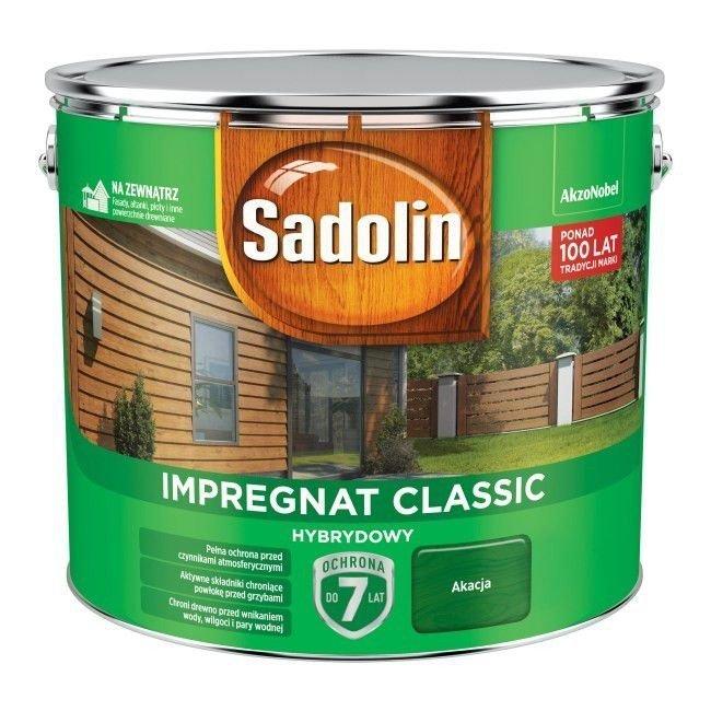 Sadolin Classic impregnat 9L AKACJA 52 drewna clasic