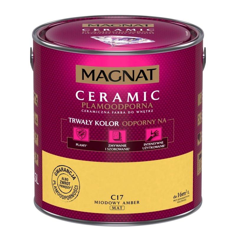 MAGNAT Ceramic 2,5L C17 Miodowy Amber