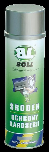 BOLL Baranek Spray Środek konserwacji SZARY 0,5L ochrony karoserii