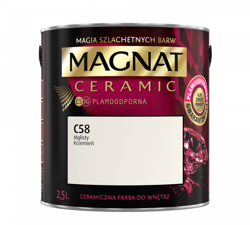 MAGNAT Ceramic 5L C58 Mglisty Krzemień