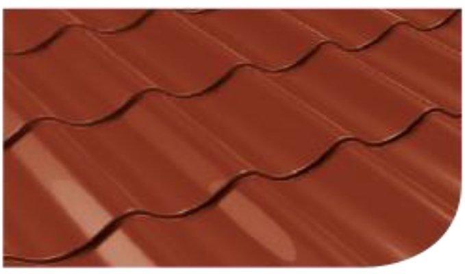 Śnieżka na dach Czerwony Tlenkowy 10L ND02 farba