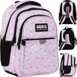 Plecak Szkolny Sarenki Backup dla Dziewczyny Różowy [PLB4P29]