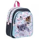 Plecaczek Plecak z Kotkiem dla Przedszkolaka Kot [PL11CF22]