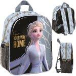 Plecak Frozen 3D dla Dziewczyny Kraina Lodu na Wycieczki do Przedszkola [DOI-503]