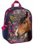 Plecak Przedszkolny Wycieczkowy Plecaczek Koń [PPKG18-303]