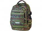 Plecak CP Szkolny CoolPack Młodzieżowy Factor Boho