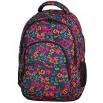 Plecak CP CoolPack Szkolny Młodzieżowy Floral Dream [69489CP]