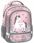 Jednorożec Plecak Szkolny dla Dziewczynki Unicorns [PP19UN-260]