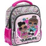 Plecak do Zerówki Przedszkola Lol Surprise dla Dziewczynki [LOD-337]