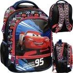 Zygzak Auta Cars Plecak Szkolny dla Chłopaka do 1 klasy [DSD-260]