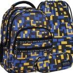 Nowoczesny Plecak Lego Młodzieżowy dla Chłopaka Klocki BackUP [PLB3M52]