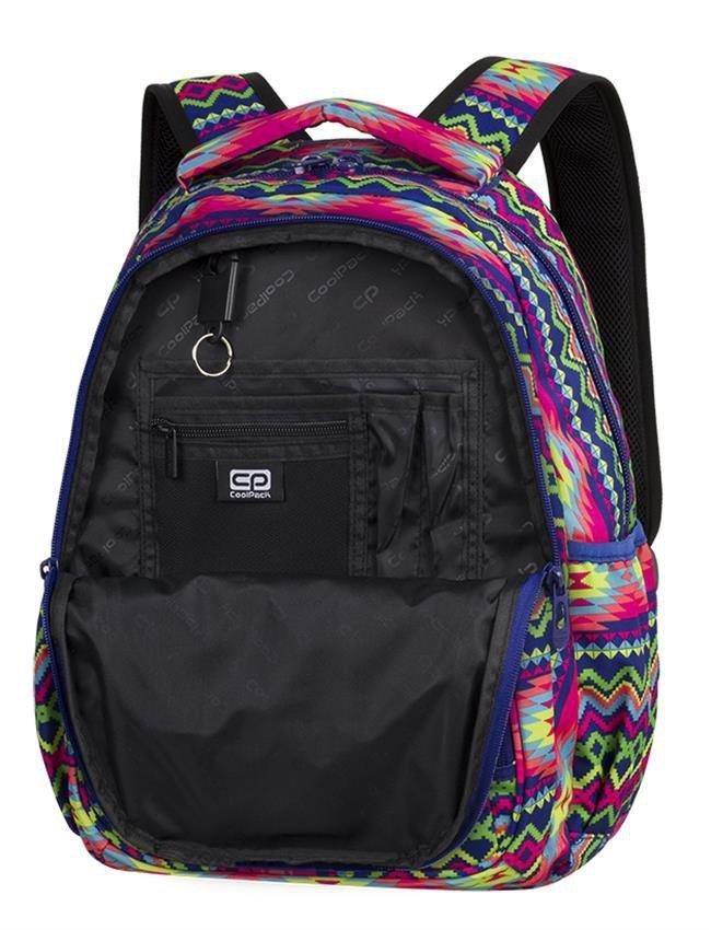 4a74f91c0f875 Plecaki CoolPack Cp Młodzieżowe Boho Electra [74247CP] iplecaki.pl