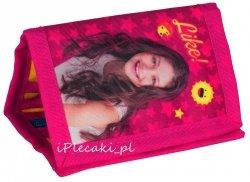 Portfel Soy Luna dla Dziewczynki Dziecka DLA-002