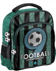 Plecak do Zerówki Przedszkolny Piłka Nożna na Wycieczki [PP19F-337]