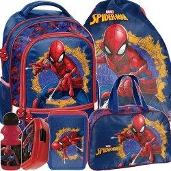 Chłopięcy Plecak Szkolny SpiderMan Lekki [SPU-260]