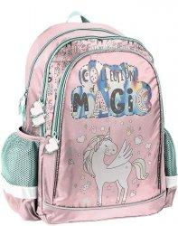 Plecak Jednorożec Unicorns dla Dziewczynki Szkolny [PP19UK-081]