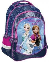 Plecak Kraina Lodu Szkolny dla Dziewczyny [DOZ-181]