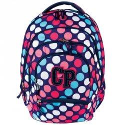 Plecak CP CoolPack Szkolny Sportowy Młodzieżowy Dots [45322CP]