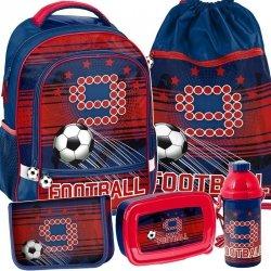 Plecak Piłka Nożna Szkolny  Zestaw dla Chłopaka [PP19FT-260]