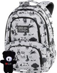 CoolPack Plecak w Pieski CP dla Dziewczynki Spiner DOGGIES [C01180]