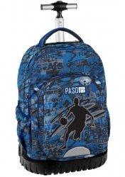 Plecak na Kółkach Młodzieżowy Szkolny Basketball [18-1231BB]