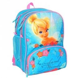 Plecak Szkolny Dzwoneczek Wróżka Wróżki dla dziewczyny DDZ-102